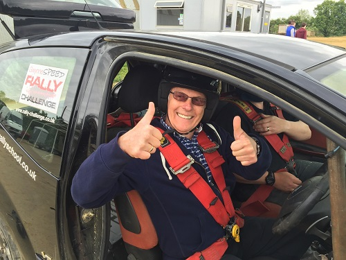 Ablenet Accessible Rallying