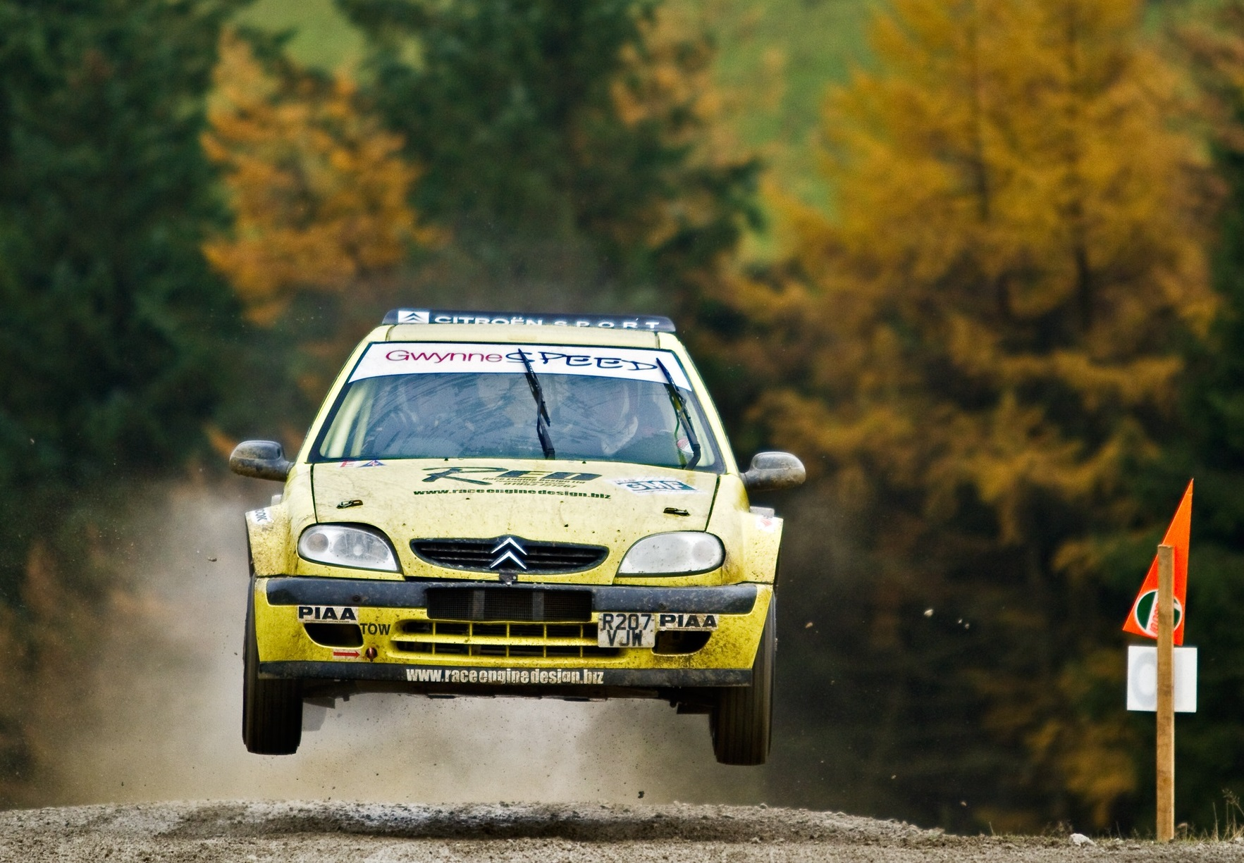 Ablenet Accessible Rally Experience