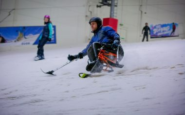 www.ablenet.co.uk Accessible Skiing