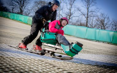 Accessible Skiing Experiences