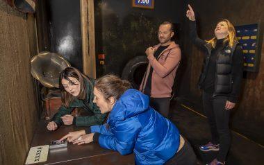 The Bear Grylls Adventure Escape Rooms
