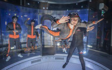 The Bear Grylls Adventure iFLY Indoor Skydiving